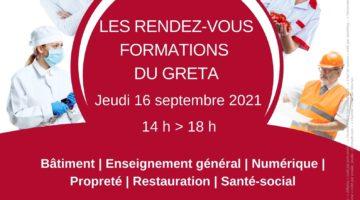 LES RENDEZ-VOUS FORMATIONS DU GRETA DU LIMOUSIN 3